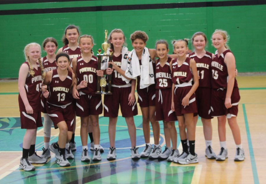The Pineville Lady Lions placed second in the 13th Region All A Classic Tournament on Saturday.