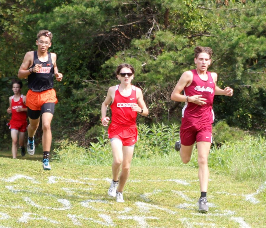 Harlan Countys Matt Yeary competed in the Black Bears Invitational on Saturday.